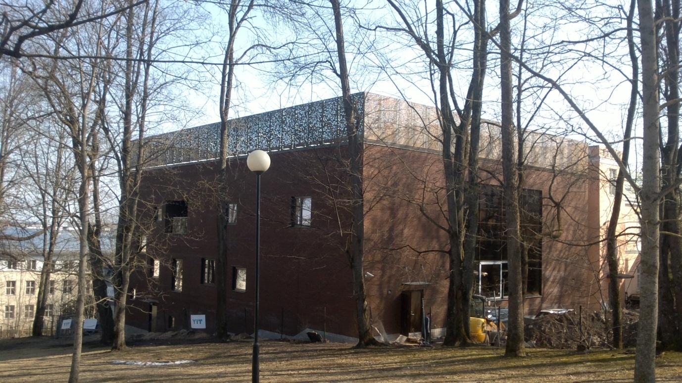 vaade-Elleri uuele-hoonele-loodest